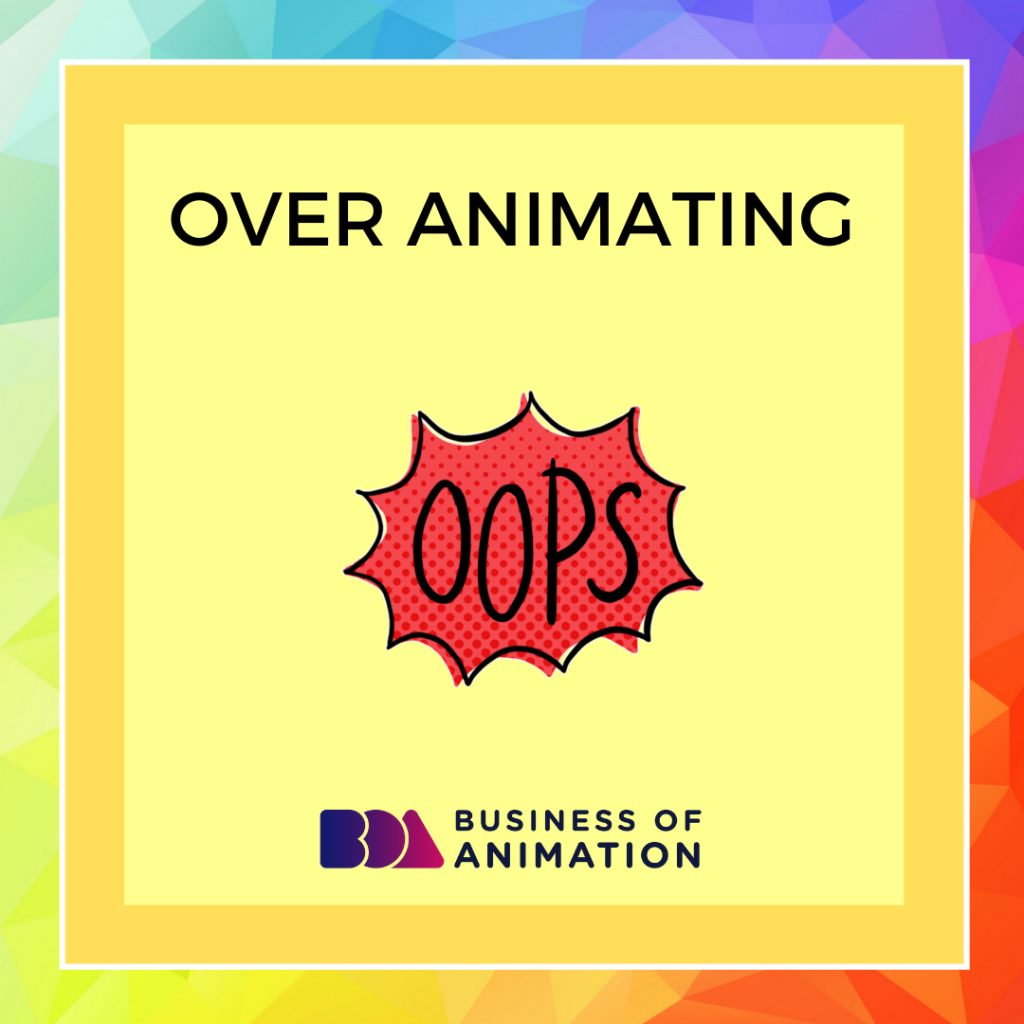 Over Animating