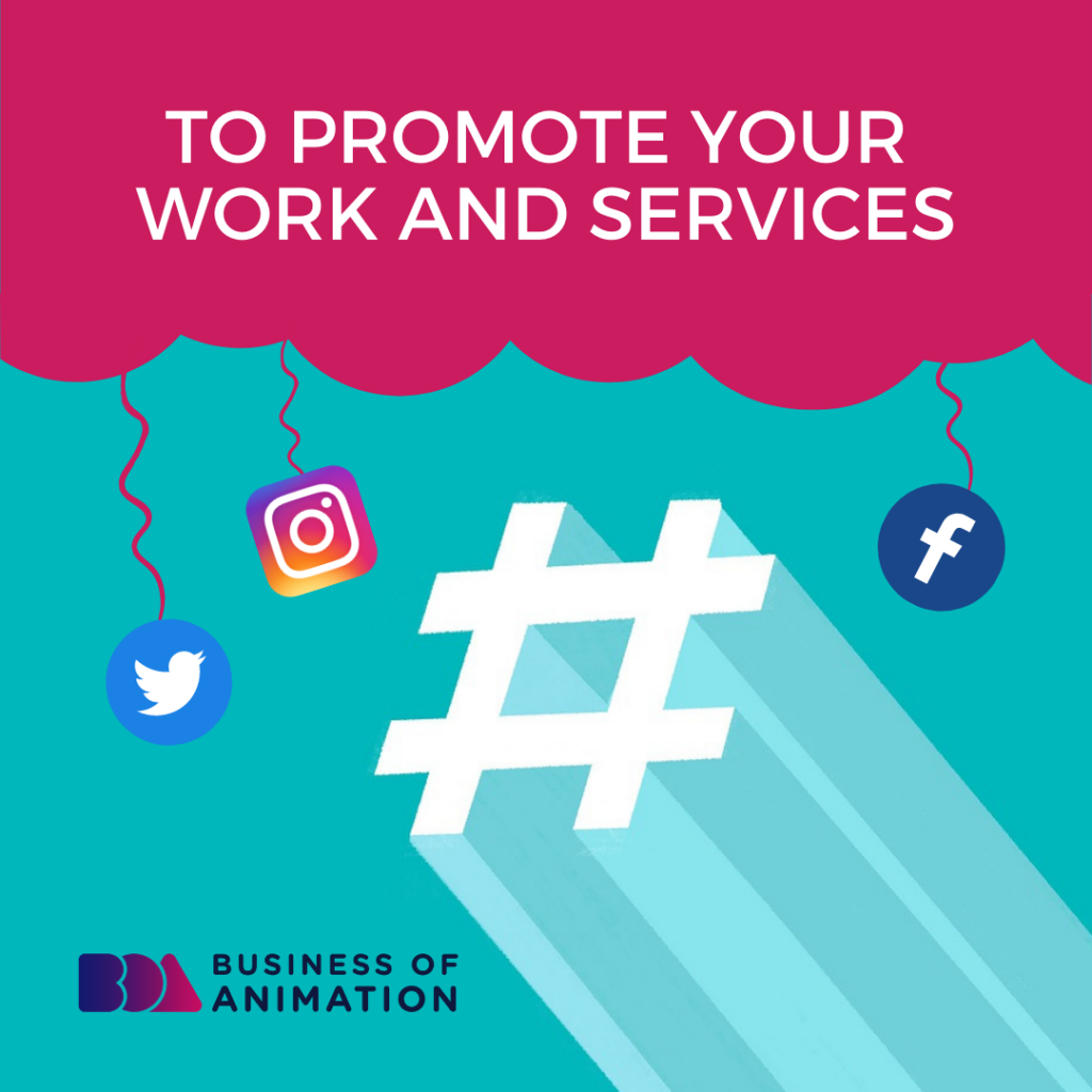 To Promote Your Work and Services