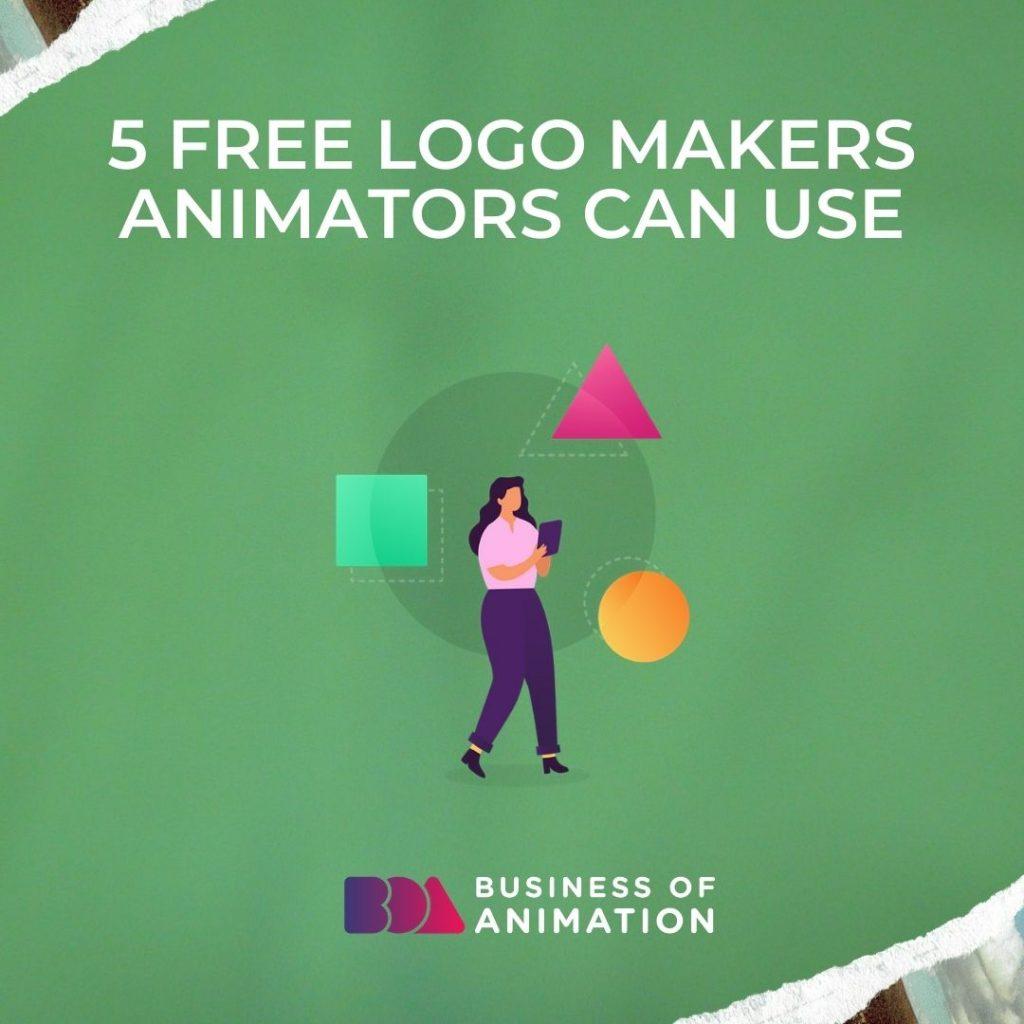 5 Free Logo Makers Animators Can Use