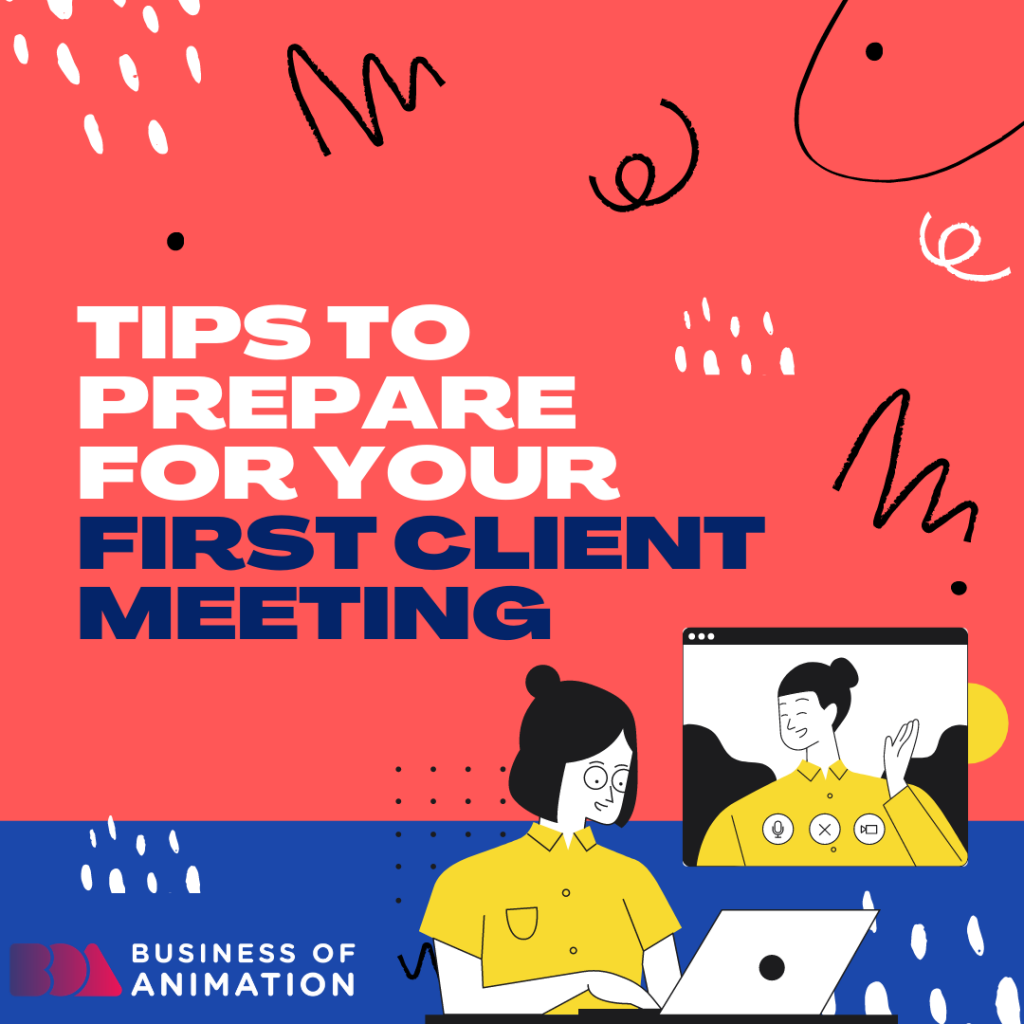 How to Prepare for Your First Client Meeting