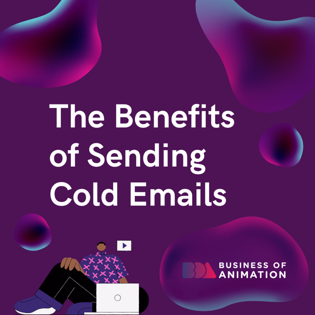The Benefits of Sending Cold Emails