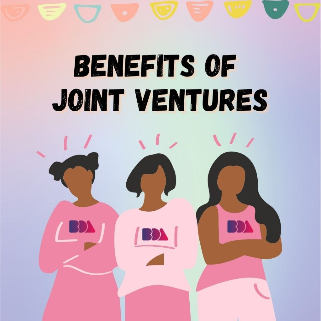 Benefits of Joint Ventures