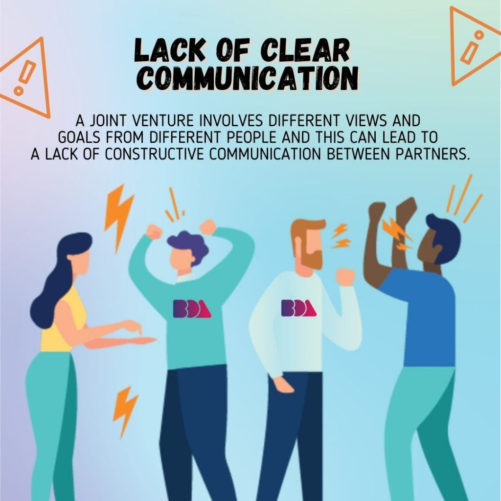 Lack of Clear Communication