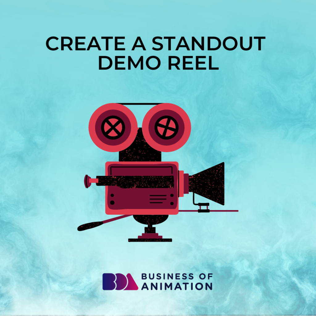 Create a Standout Demo Reel