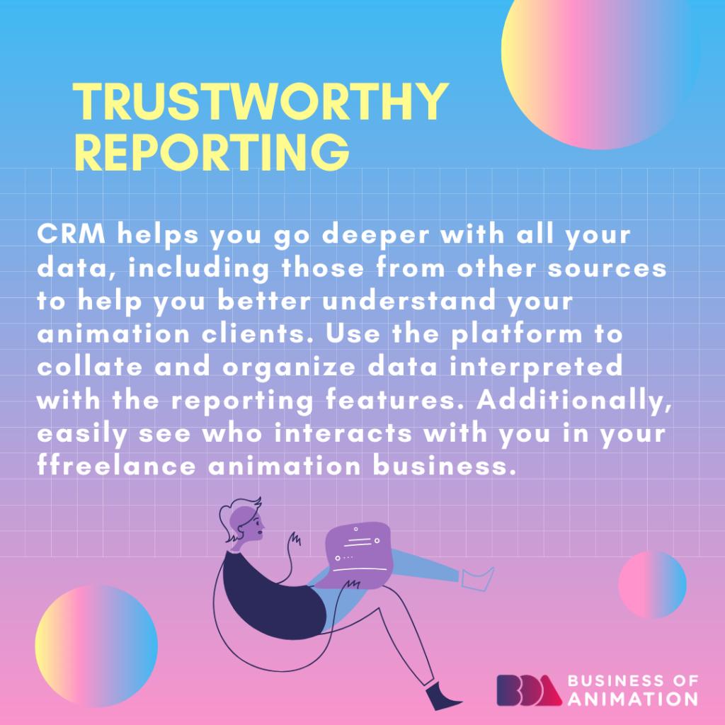 Trustworthy Reporting