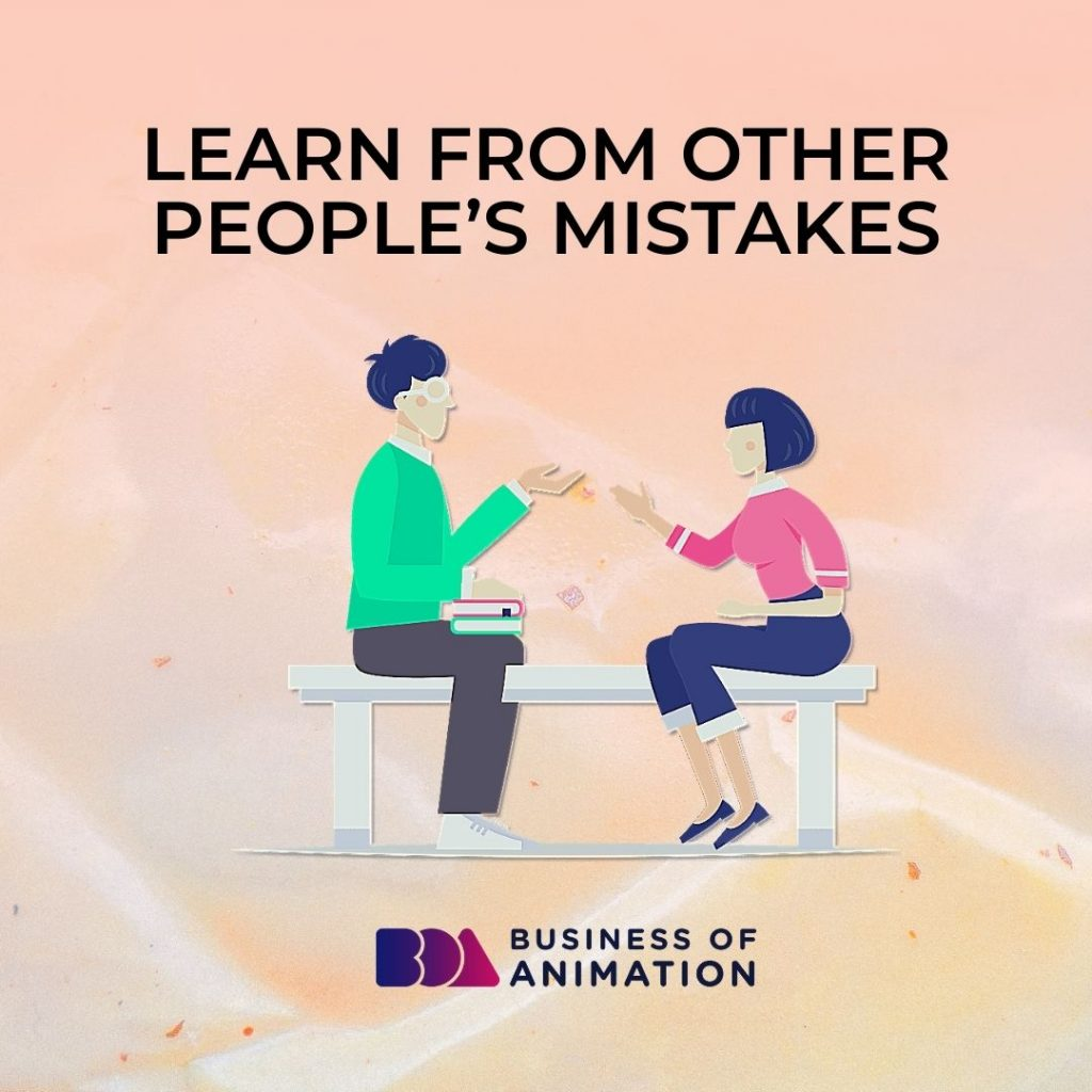 Learn From Other People's Mistakes