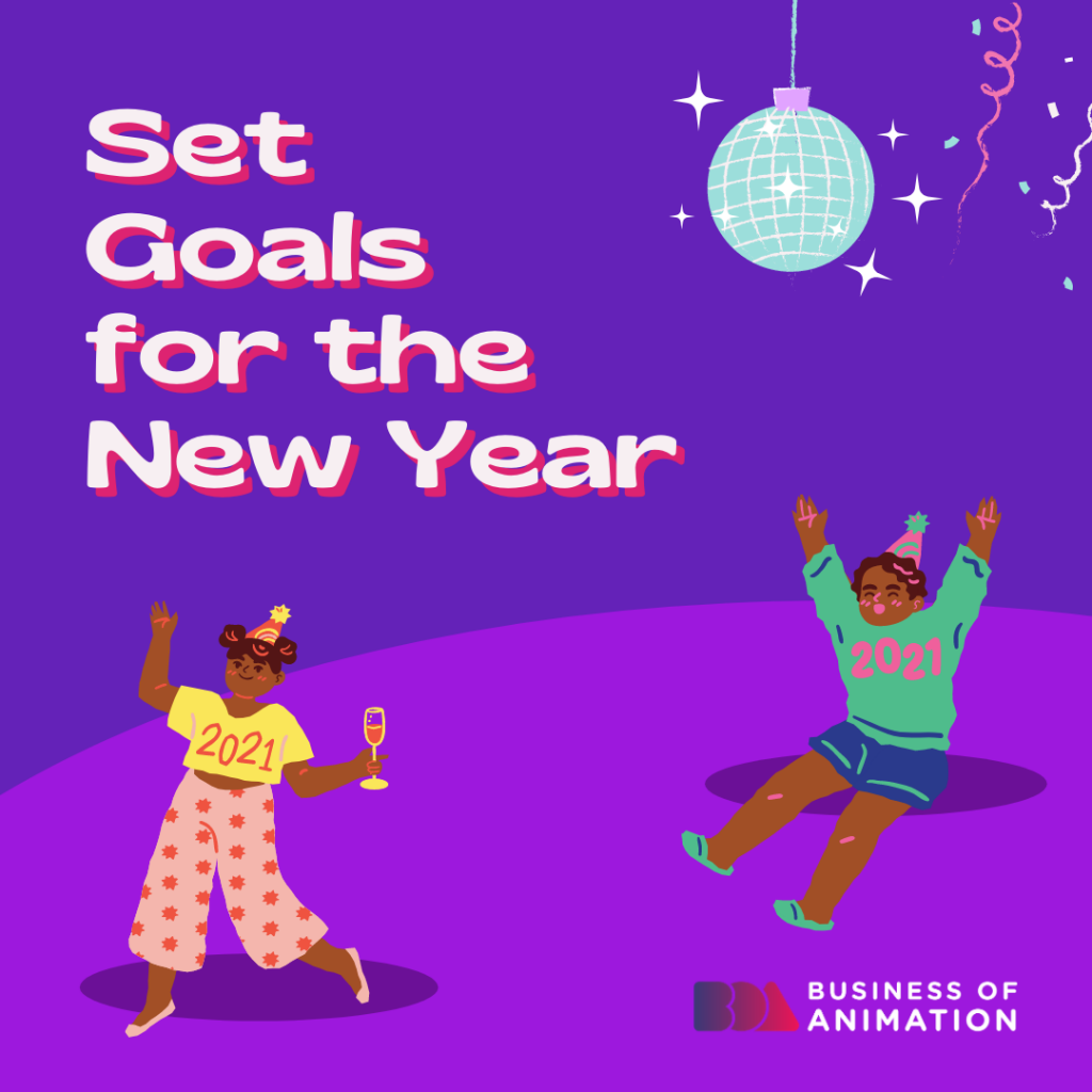 Set Goals for the New Year