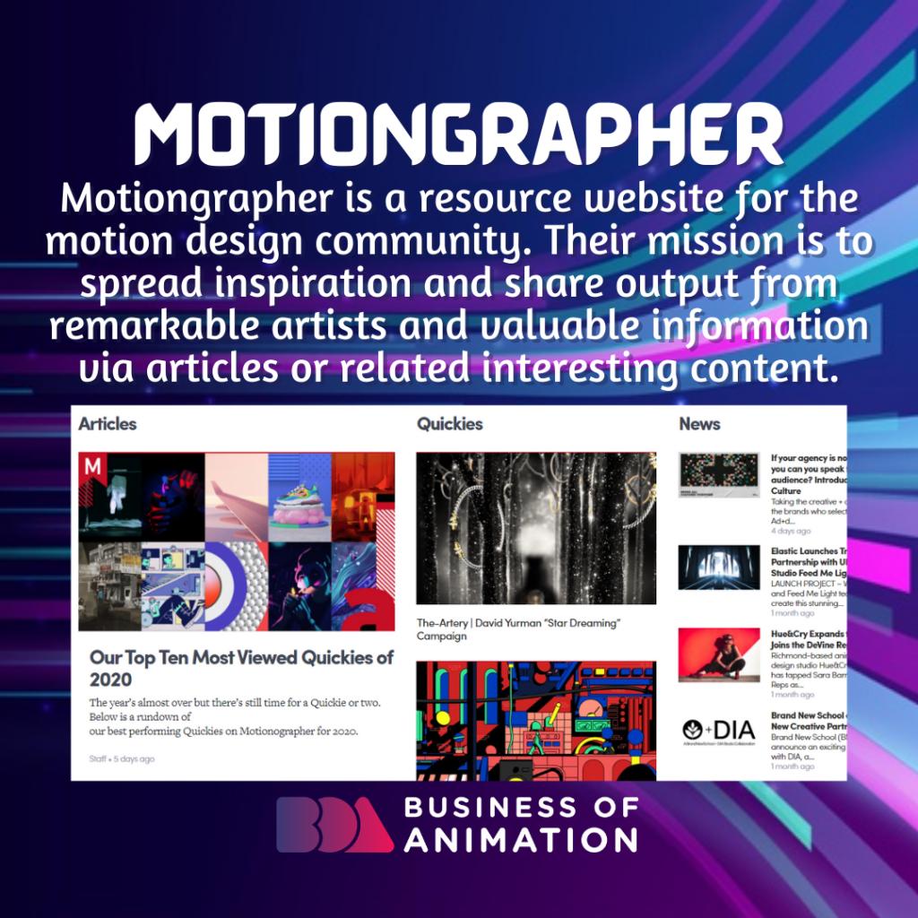 Motiongrapher
