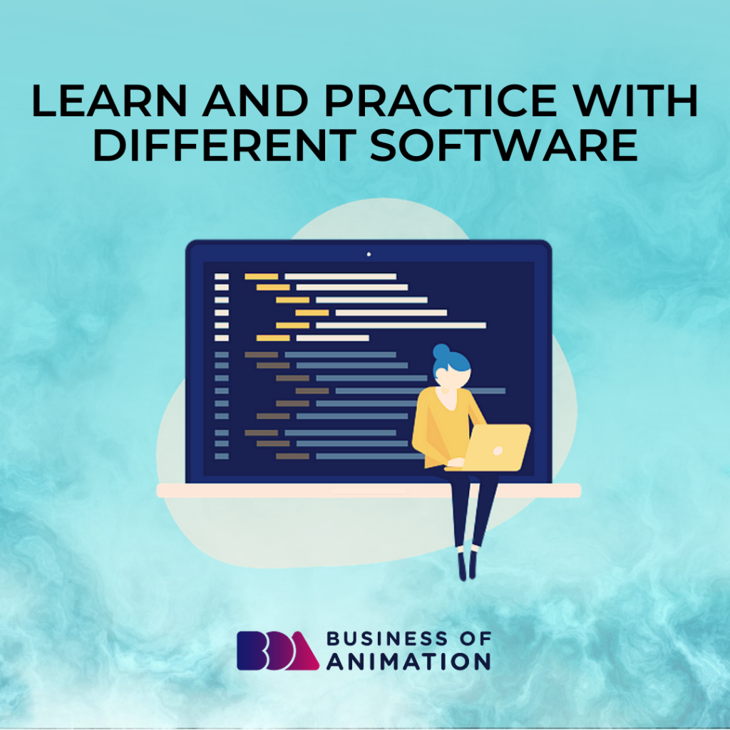 Learn and Practice With Different Software