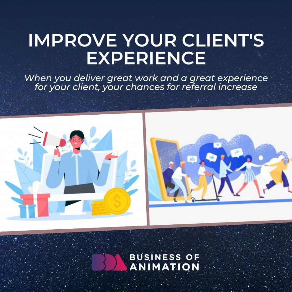 Improve Your Client's Experience