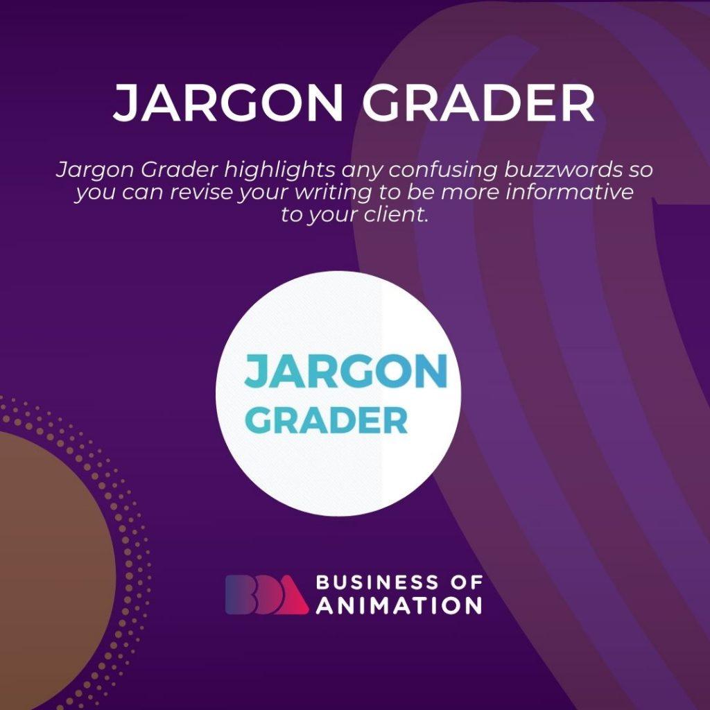 Jargon Grader