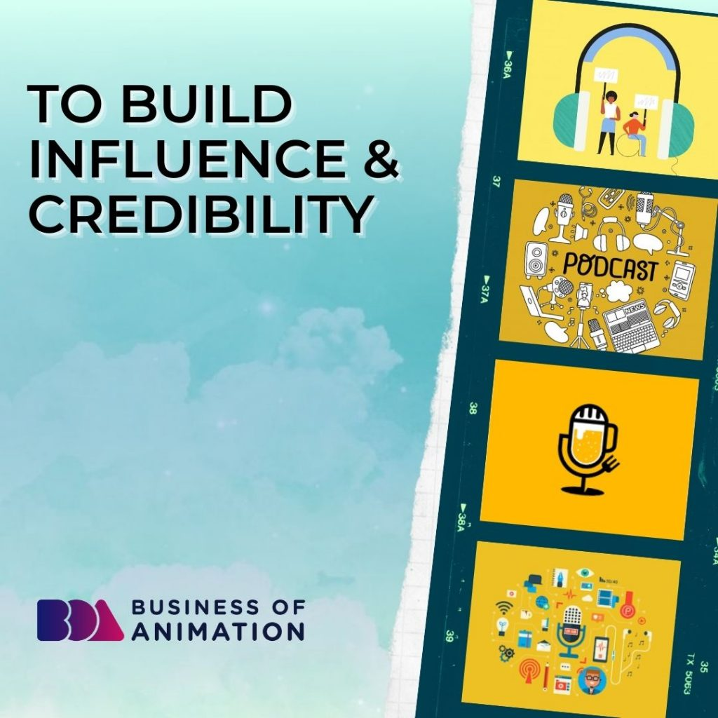 To Build Influence & Credibility