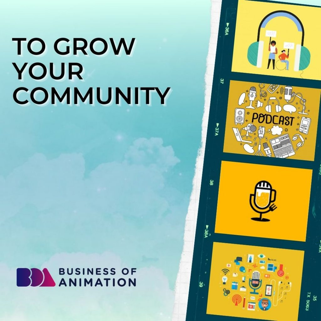 To Grow Your Community