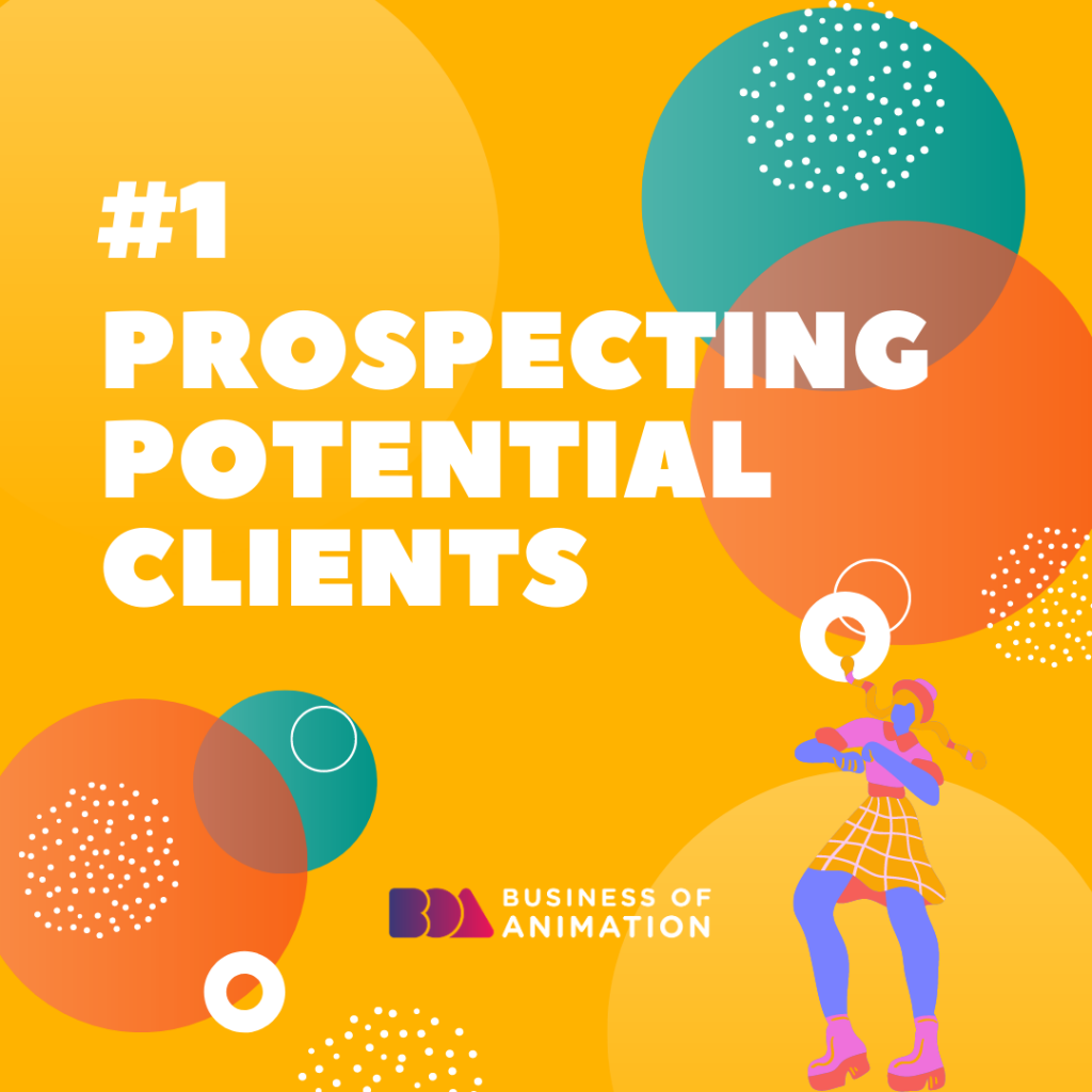 Prospecting Potential Clients