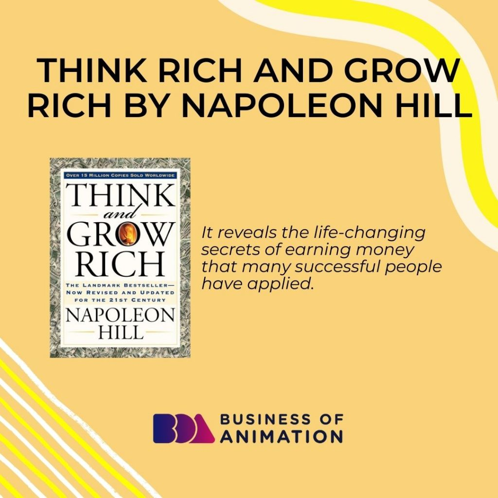 Think Rich and Grow Rich by Napoleon Hill