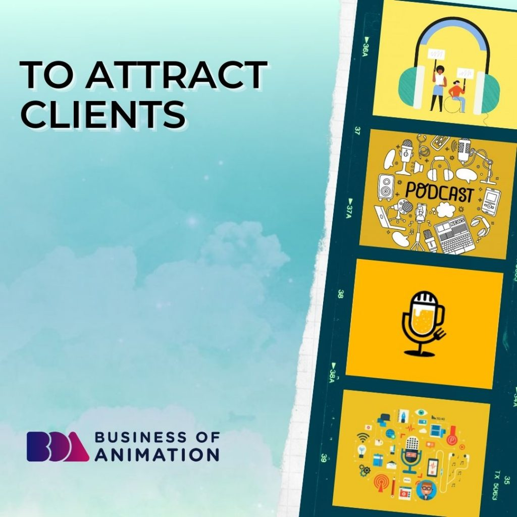 To Attract Clients