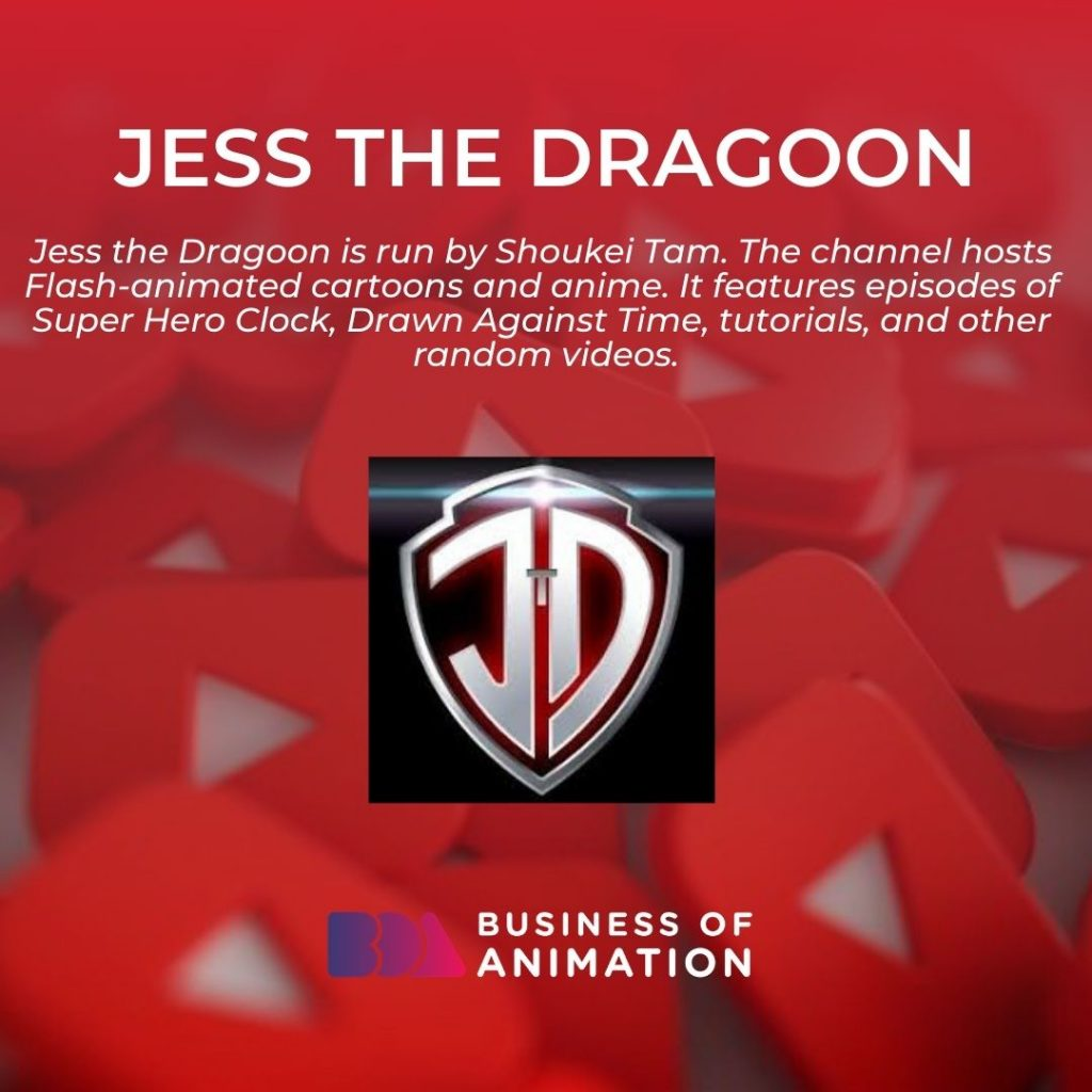 Jess the Dragoon