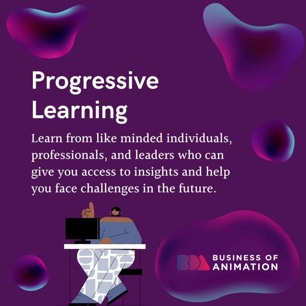 Progressive Learning