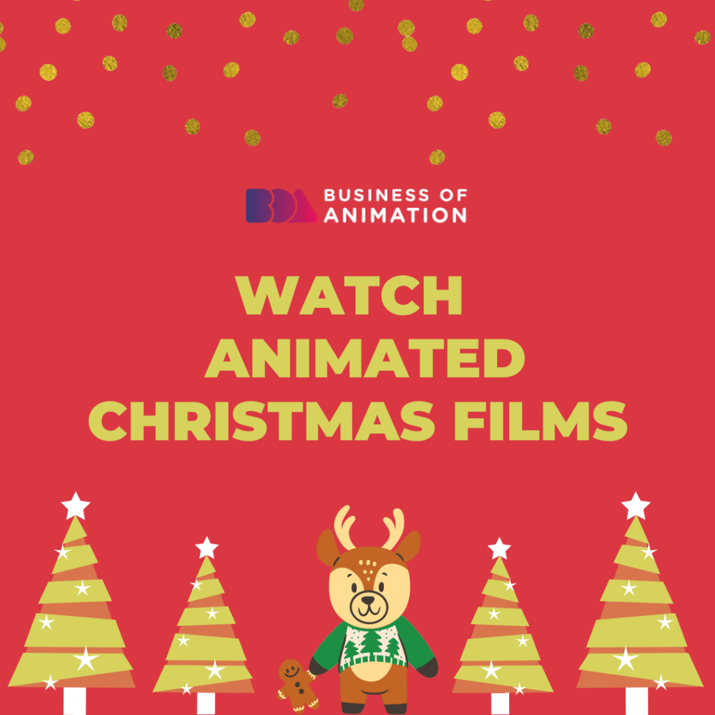 Watch Animated Christmas Films
