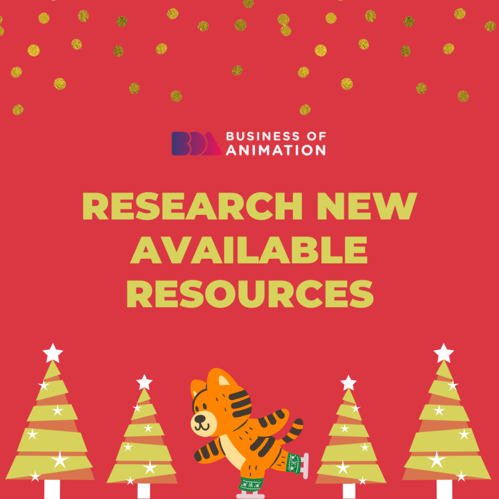 Research New Available Resources