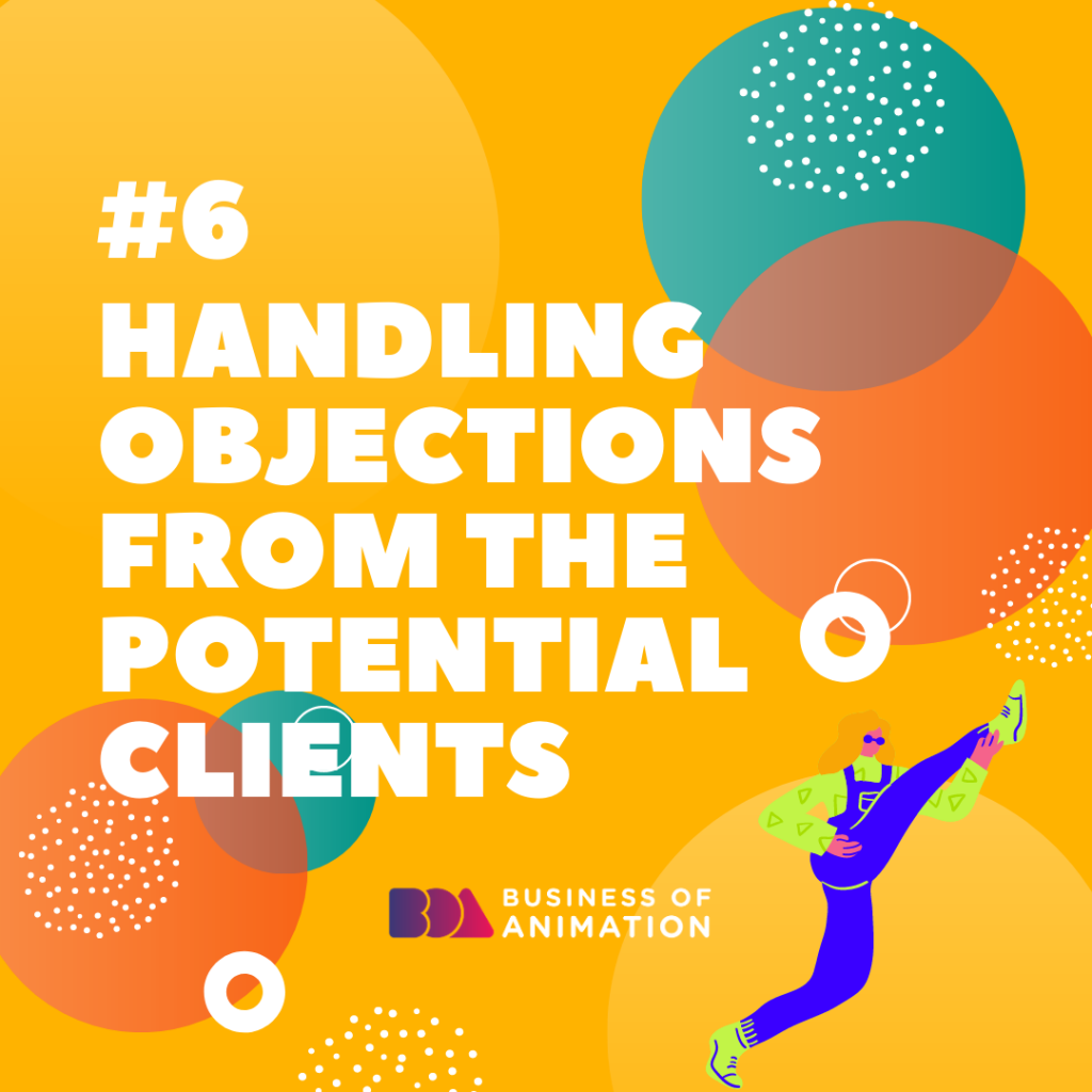 Handling Objections From the Potential Clients