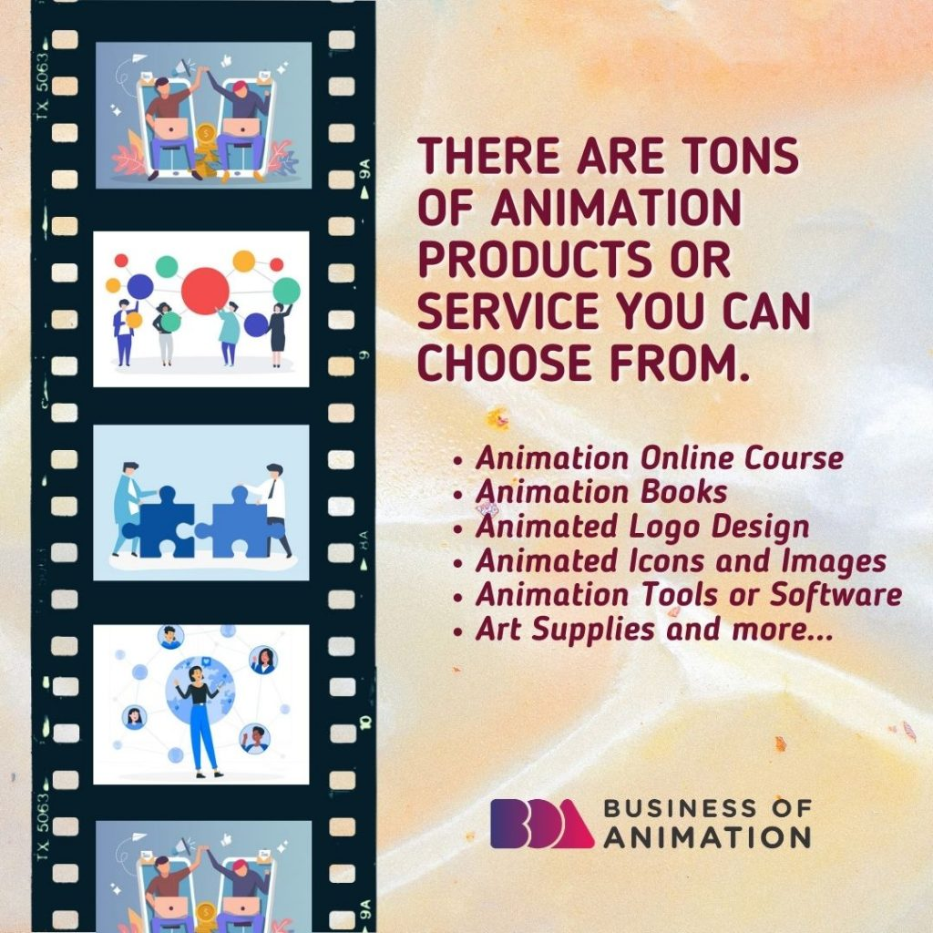 There Are Tons of Animation Services You Can Choose From