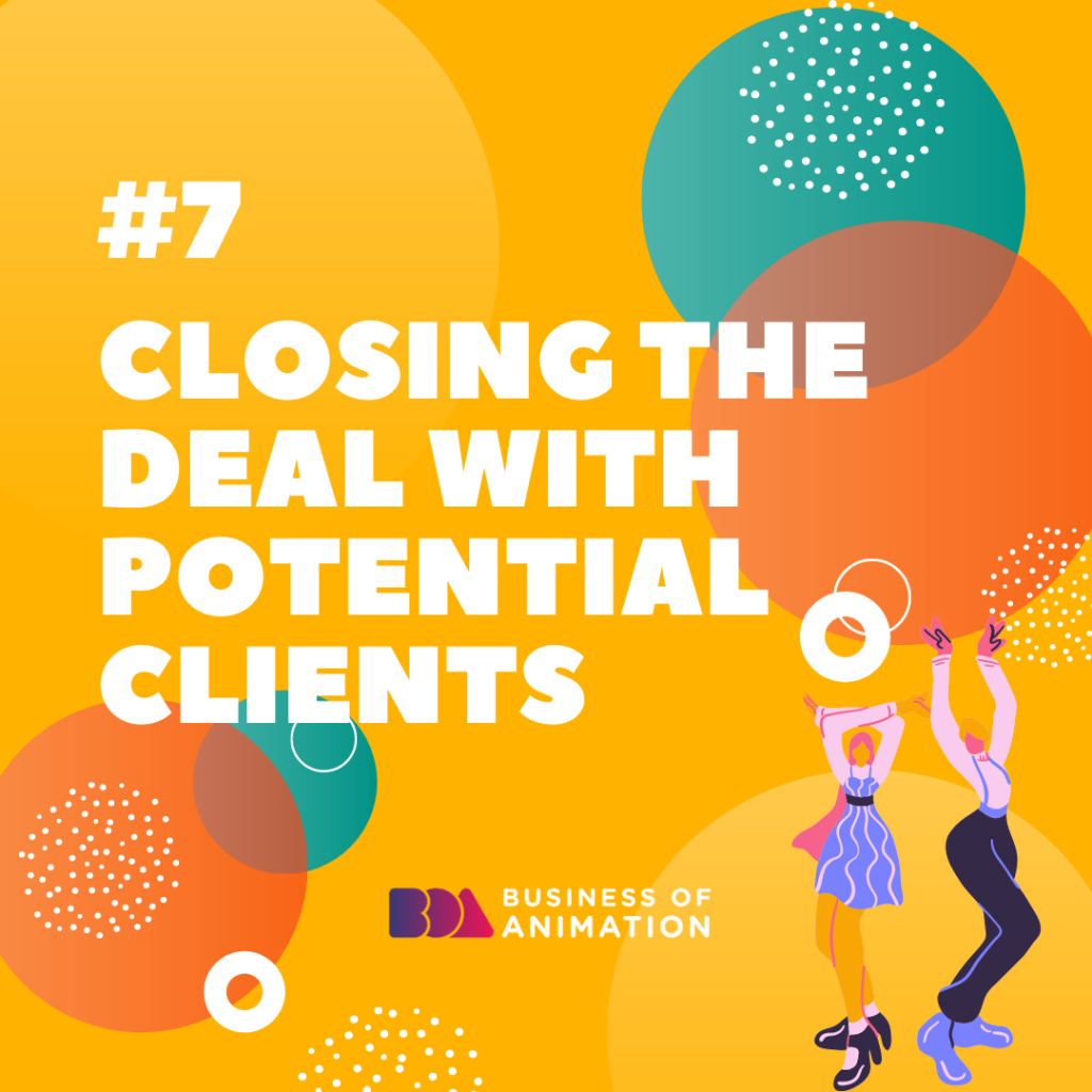 Closing the Deal With Potential Clients