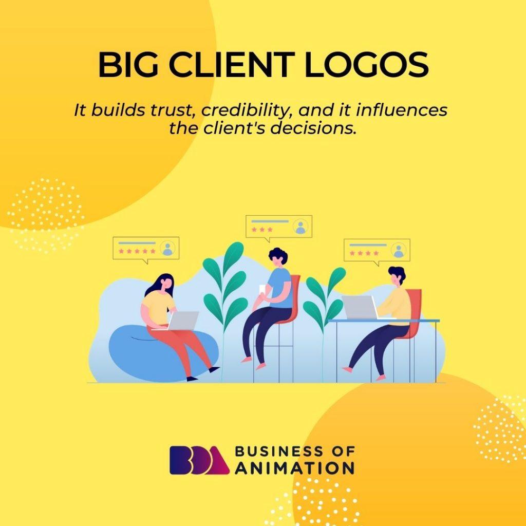 Big Client Logos