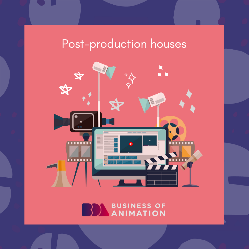 Post-production Houses