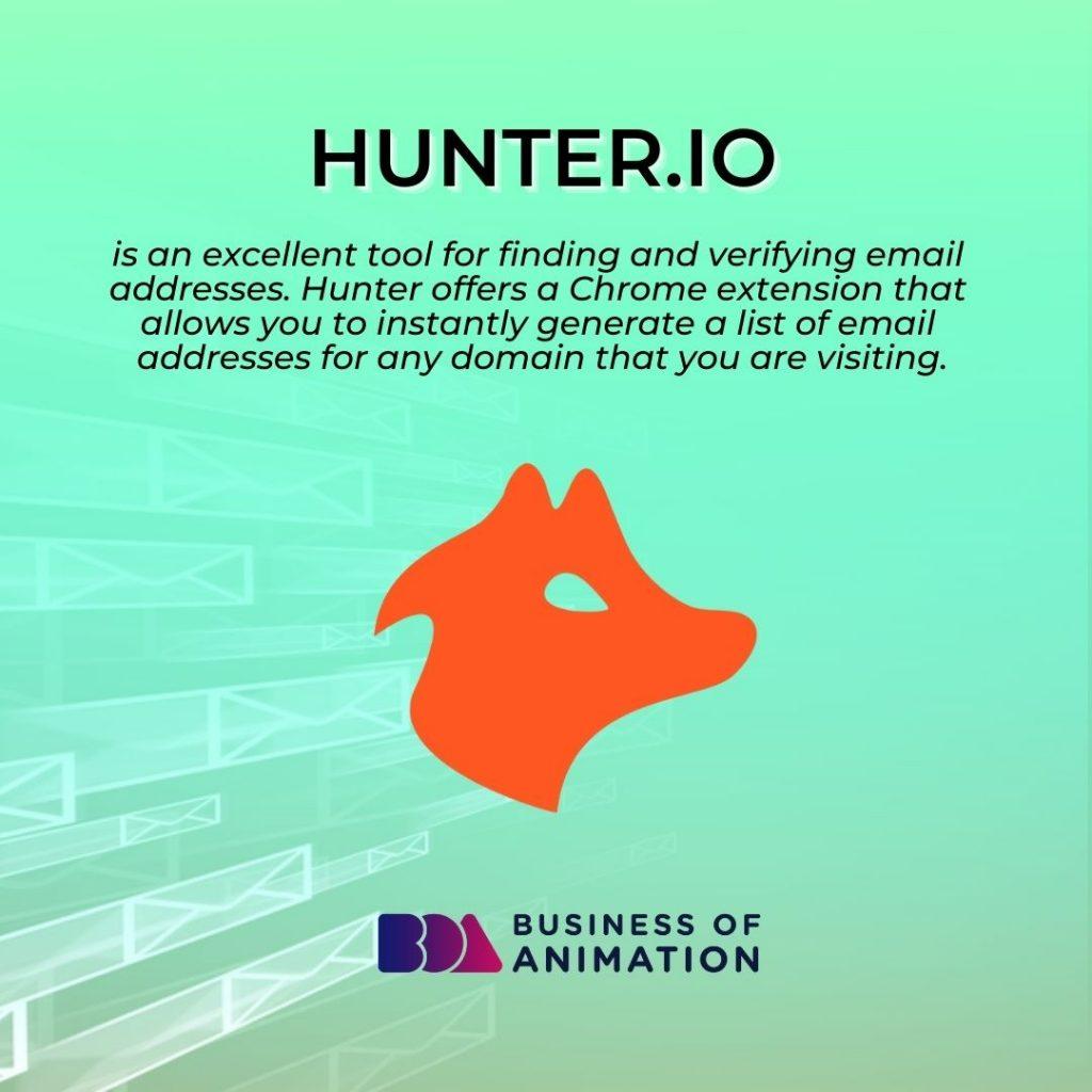 Hunter.io