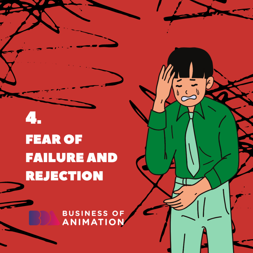 Fear of Failure and Rejection