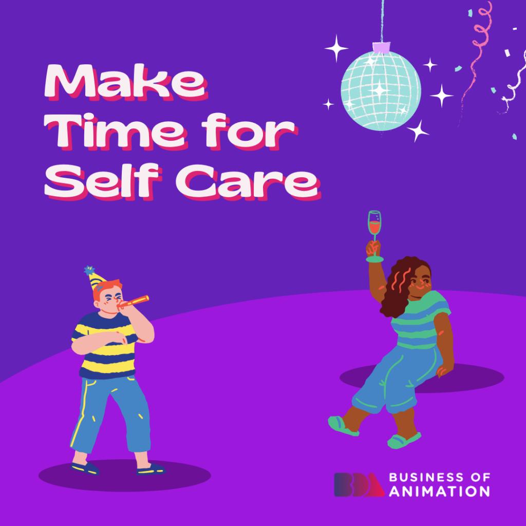 Make Time for Self Care