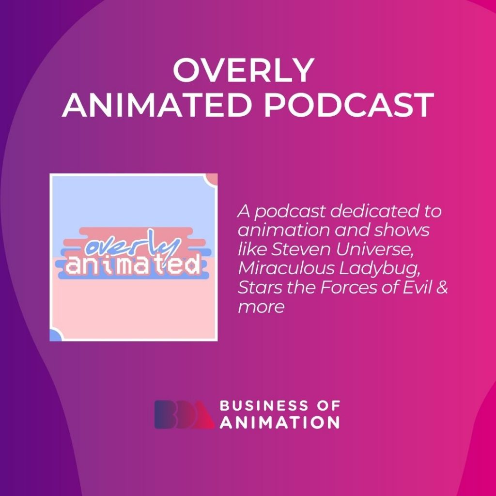 Overly Animated Podcast