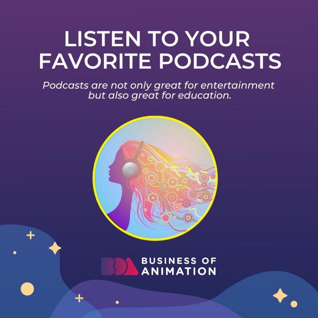 Listen to Your Favorite Podcasts