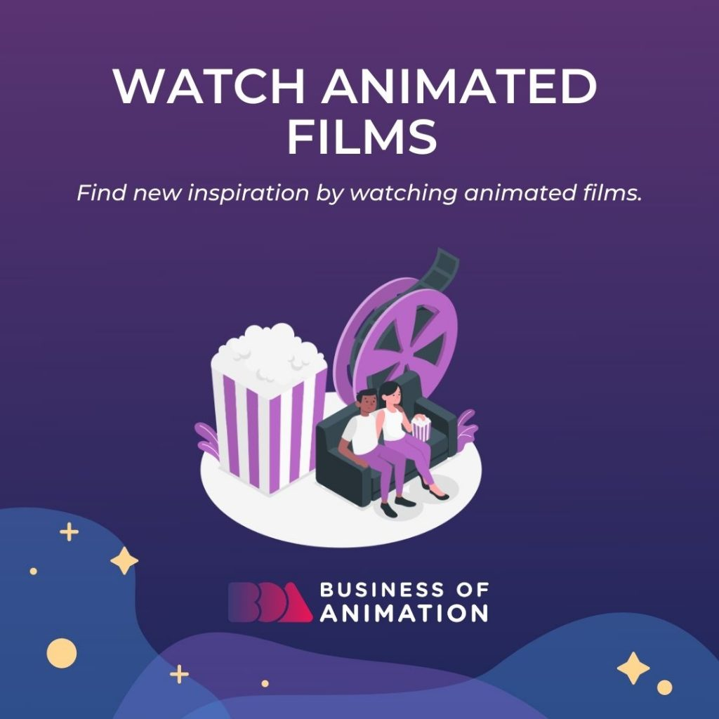 Watch Animated Films