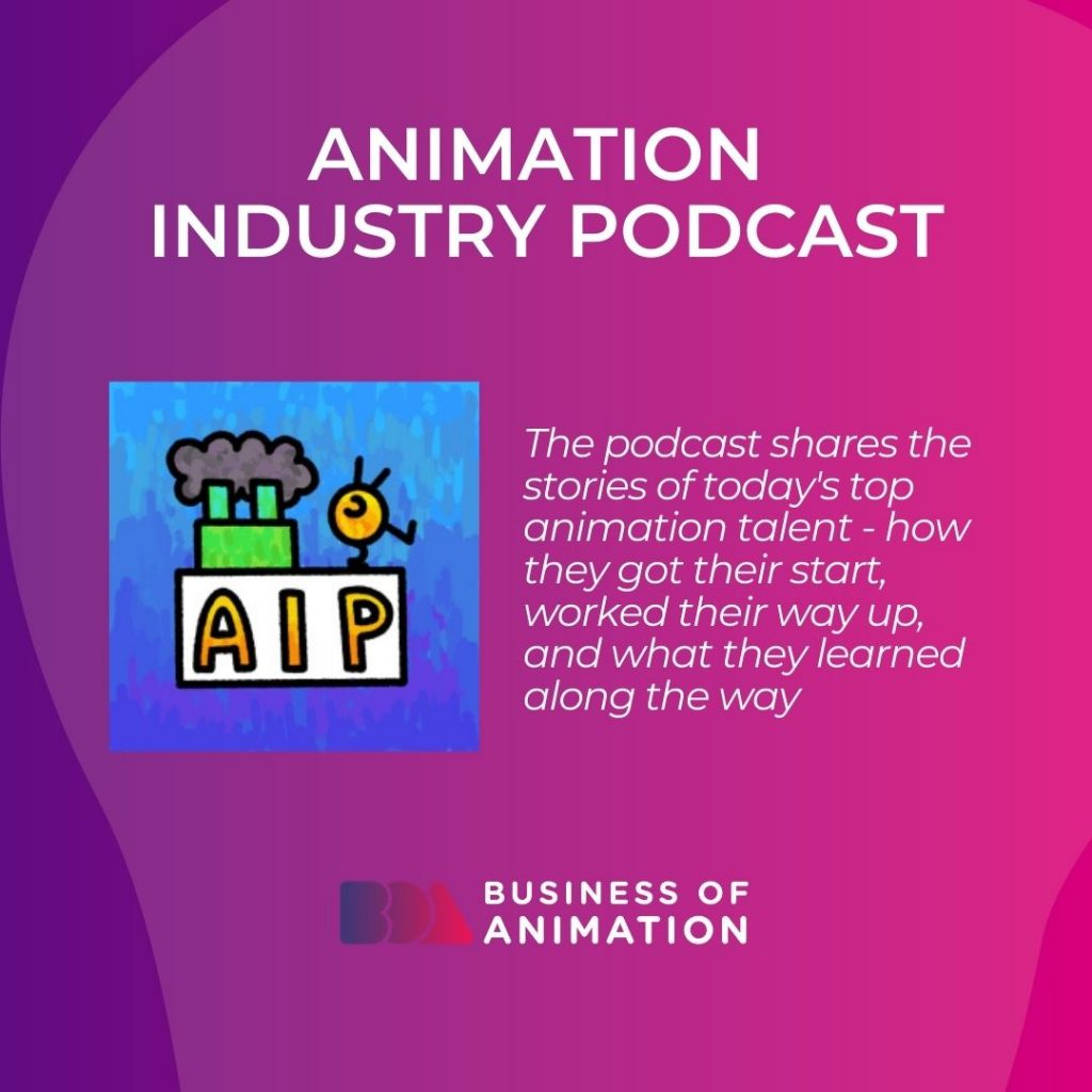 Animation Industry Podcast