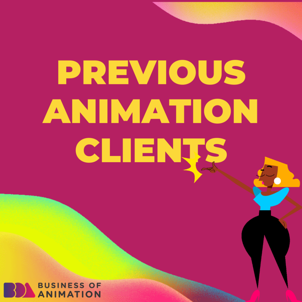 Previous Animation Clients