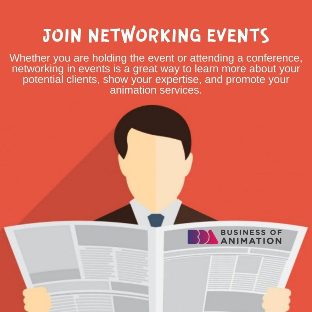 Join Networking Events