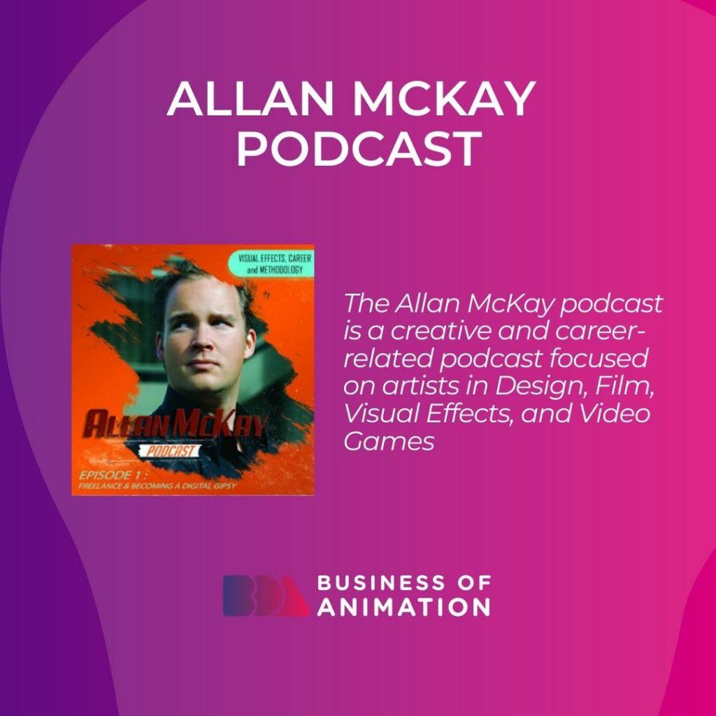 Allan McKay Podcast