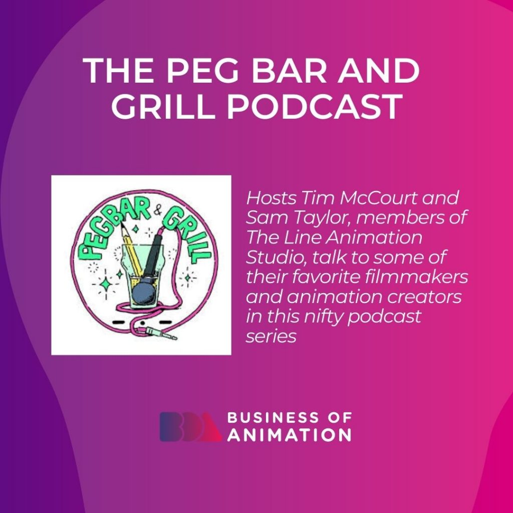 The Peg Bar and Grill Podcast