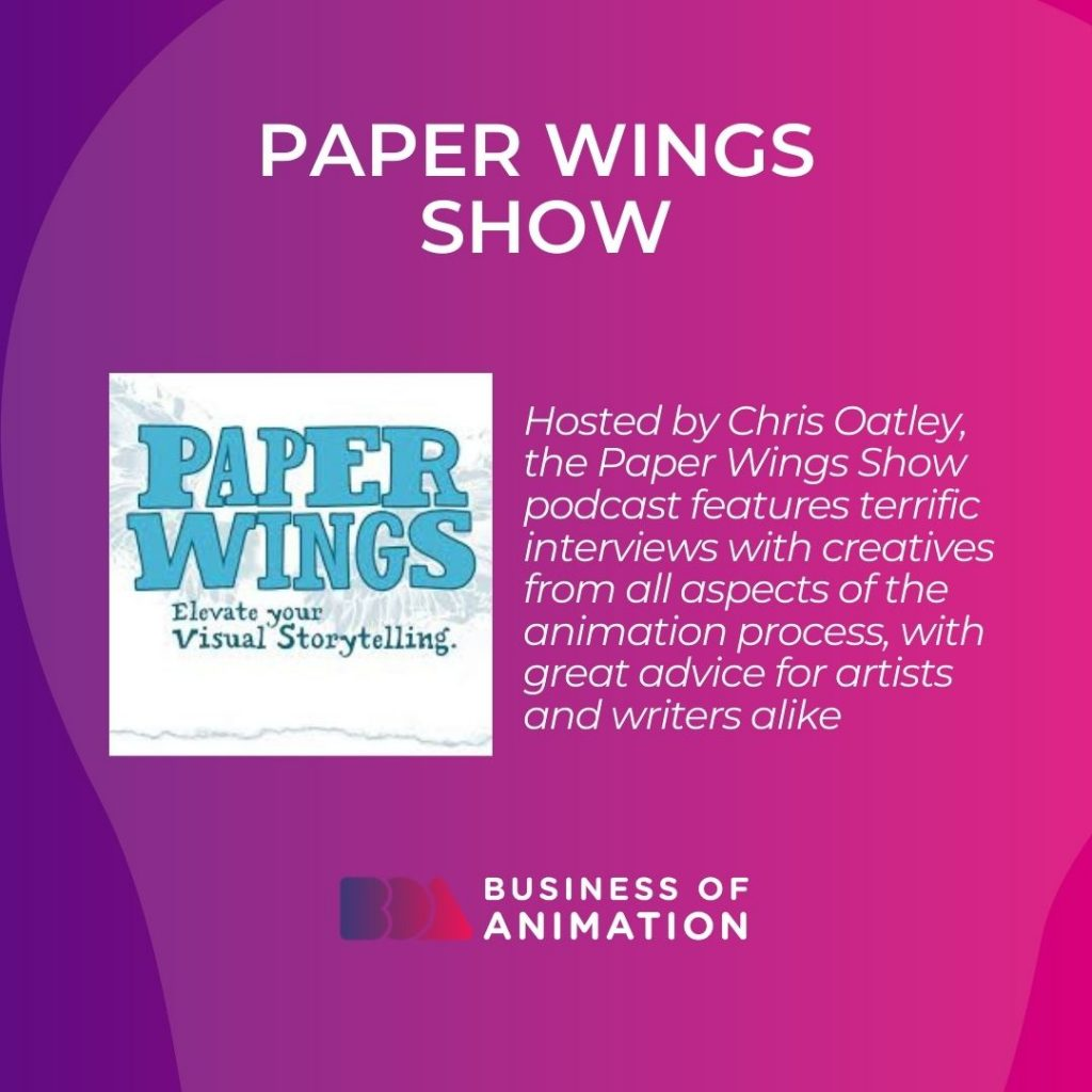 Paper Wings Show