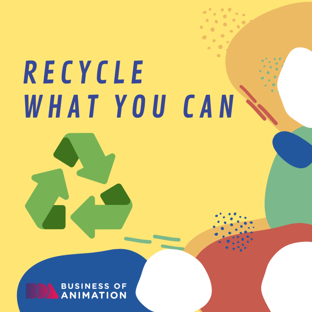 Recycle What You Can