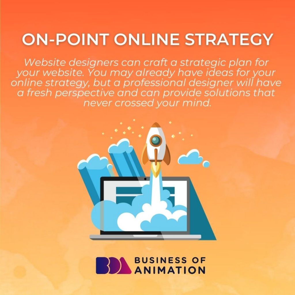 On-Point Online Strategy