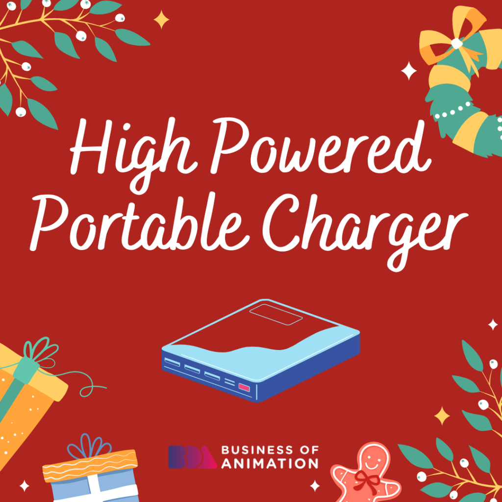 High Powered Portable Charger