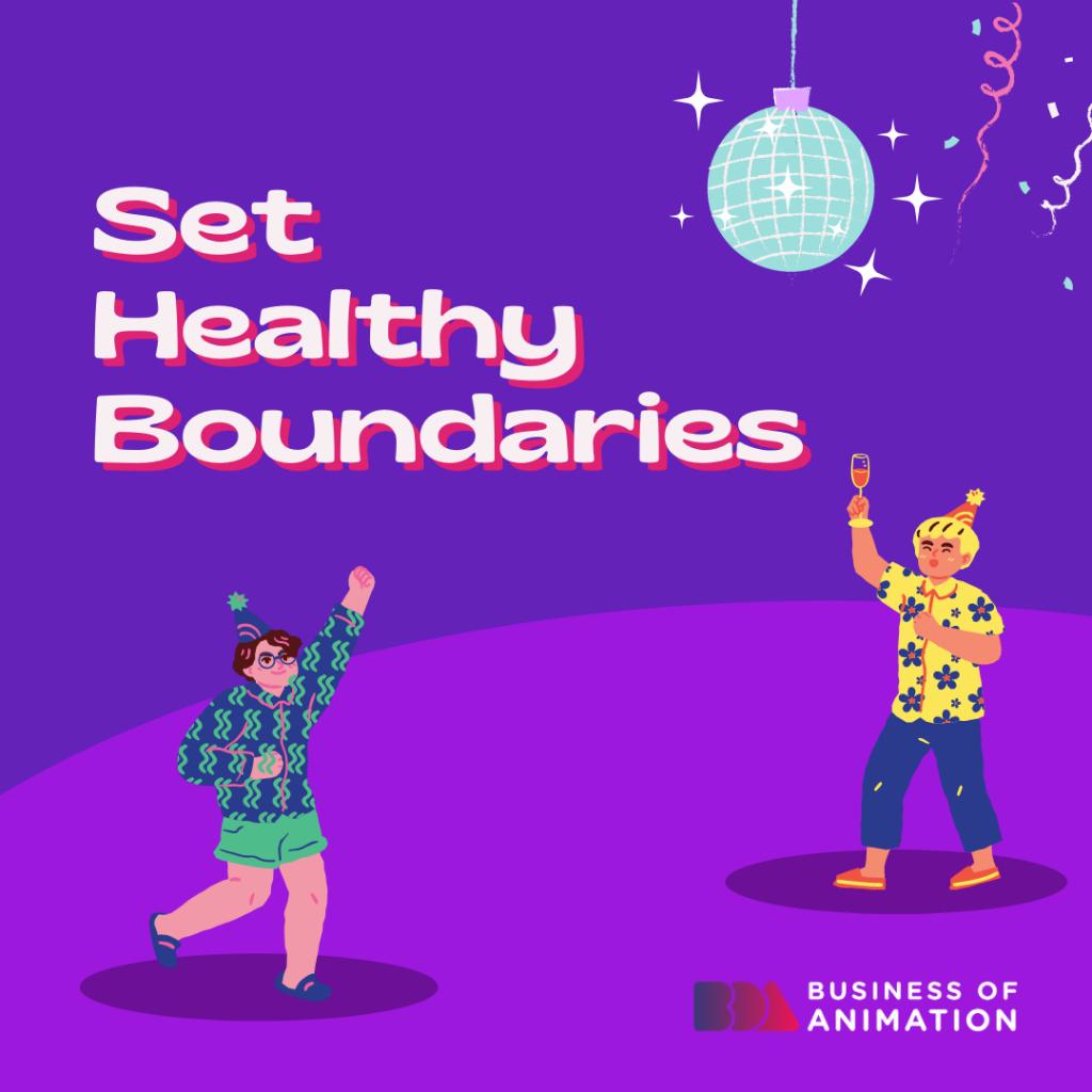 Set Healthy Boundaries