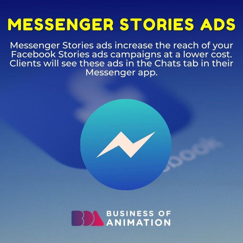 Messenger Stories Ads
