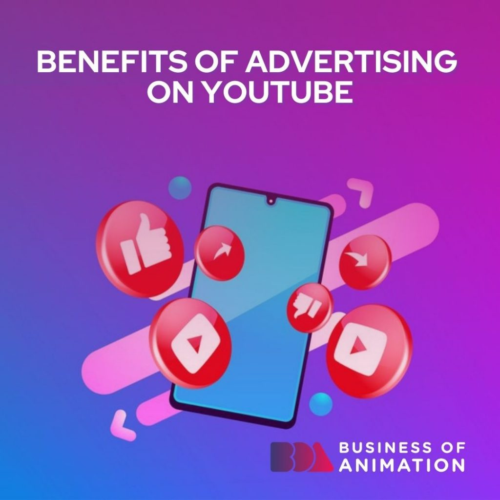 Benefits of Advertising on YouTube