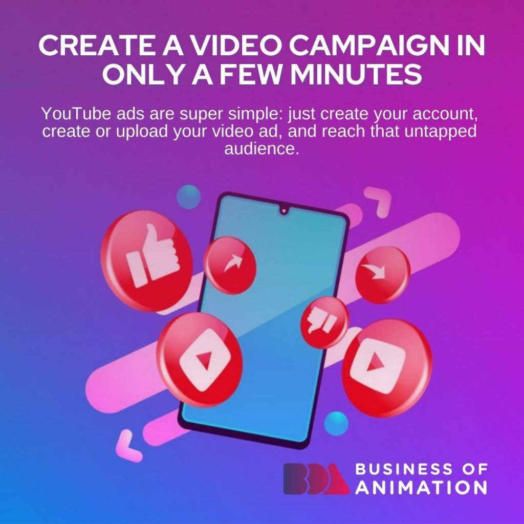 Create a Video Campaign In Only a Few Minutes