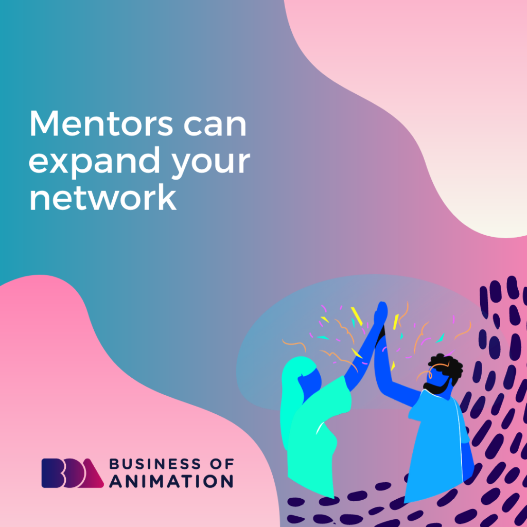 Mentors Can Expand Your Network