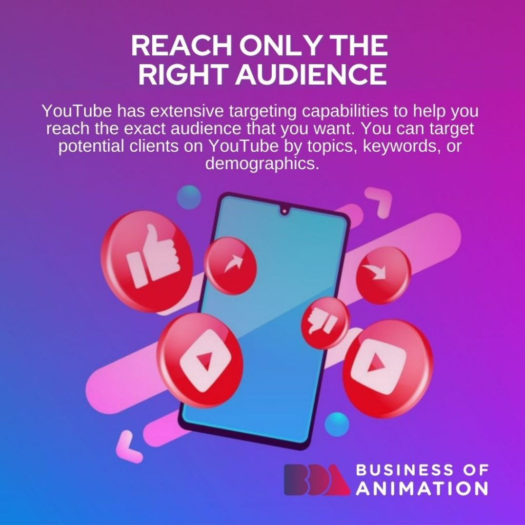 Reach Only the Right Audience